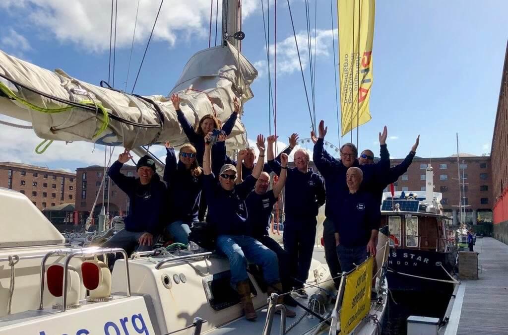 Sailing Adventure!