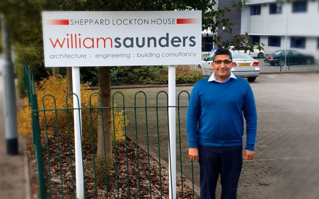 Welcome to William Saunders!